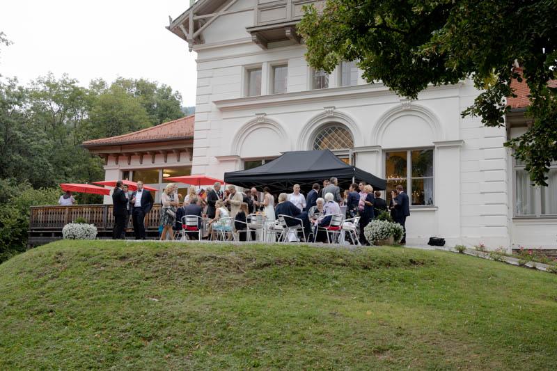 Hochzeit Cursaal St. Radegund